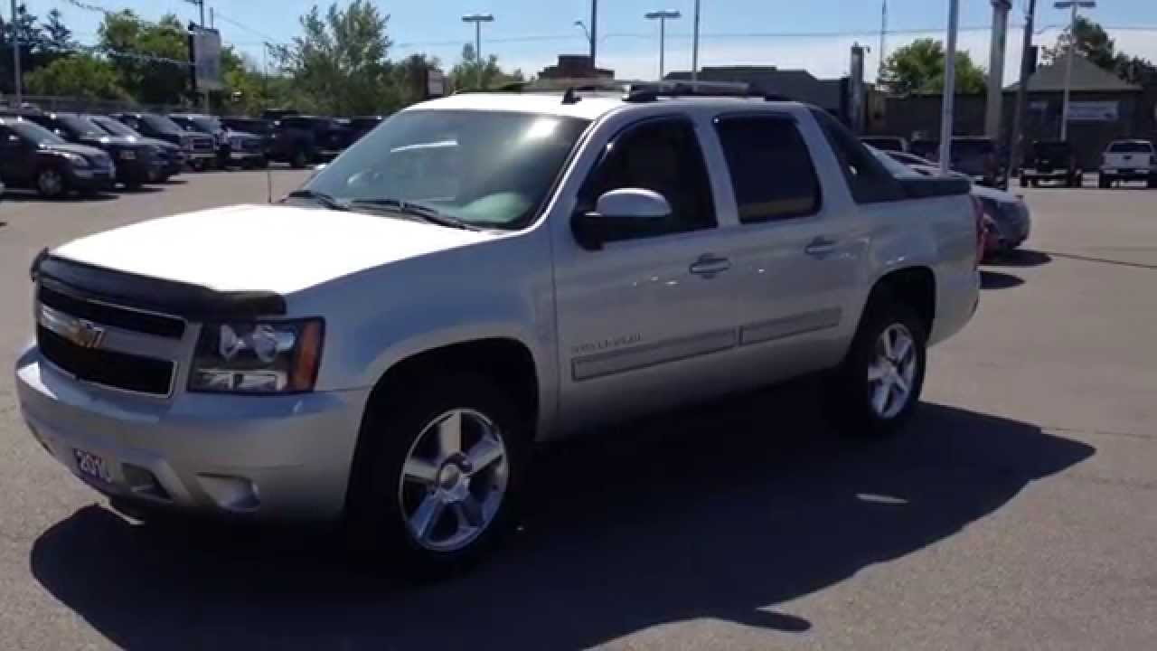 2010 chevrolet avalanche for sale in the toronto area youtube. Black Bedroom Furniture Sets. Home Design Ideas