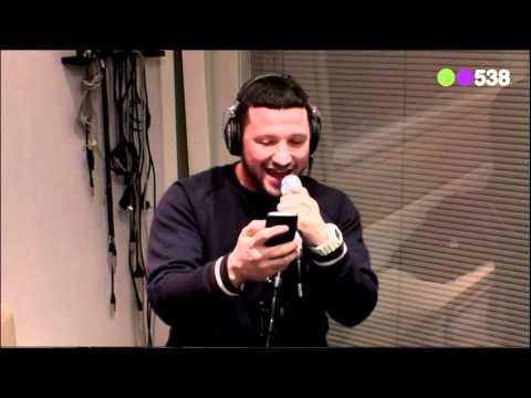 Radio 538: Kraantje Pappie doet Edwin Evers ft. Glennis Grace wil je niet nog 1 nacht