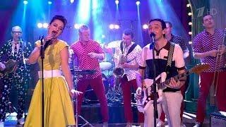 Вечерний Ургант.  Группа «Браво» (19.10.2015)