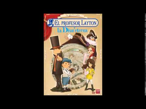 El Profesor Layton y la Diva Eterna OST - 48 - Eternal Diva - Karaoke Version