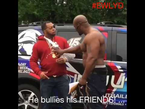 Tyrone Vs Brody
