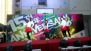 天水圍循道衛理中學校慶同學舞蹈表演