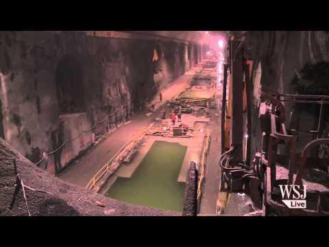Digging Deep Under Grand Central Station