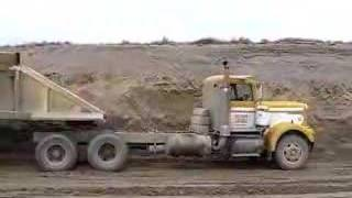 G & J Heavy Haul, Inc.  Bottom Dumps