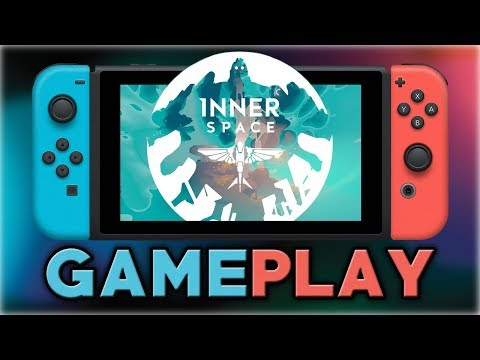 InnerSpace | First 15 Minutes | Nintendo Switch