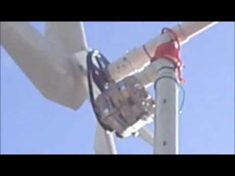 Redneck wind generator update
