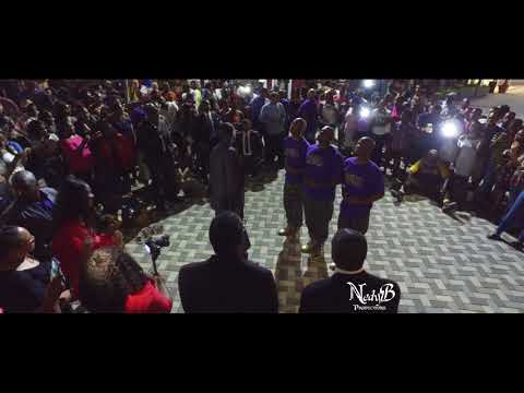 Omega Psi Phi Fraternity, Inc. Pi Xi Chapter Fall 2017 Probate
