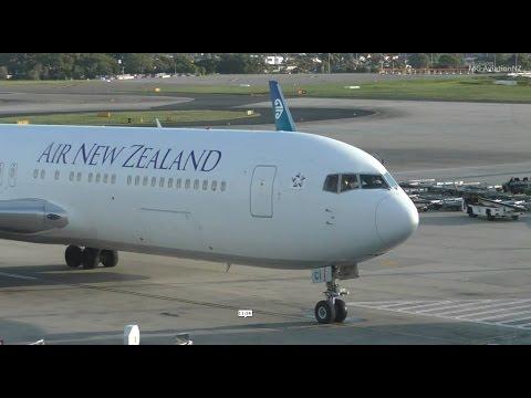 FINAL AIR NEW ZEALAND BOEING 767 FLIGHT NZ108 SYD-AKL