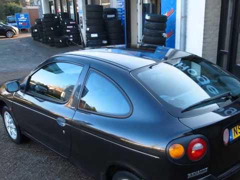 Renault Mégane Coupe 1.6 E Jade Nw APK Inruil mogelijk