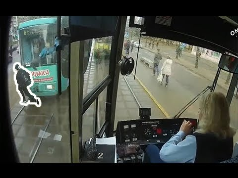 ✦ Tram And Car Crash Compilation May 2018 HD  ✦