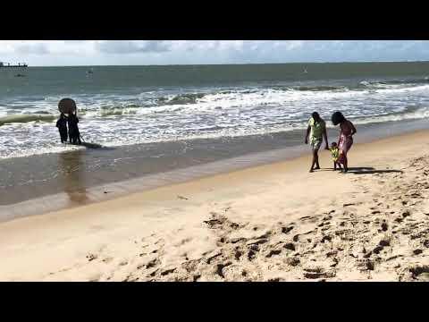 Making off tournage plage Toamasina
