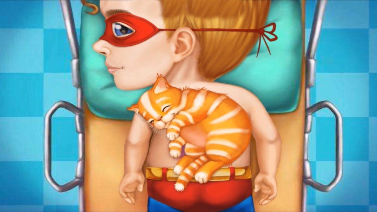 Kahramanlar Komik Eğlence Kliniği #Çizgifilm Tadında Yeni Oyun