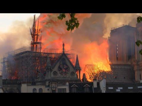 Focus - Inquiétude sur la pollution au plomb après l'incendie de Notre-Dame