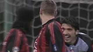 Milan - Juventus. Serie A-2002/03 (2-1)
