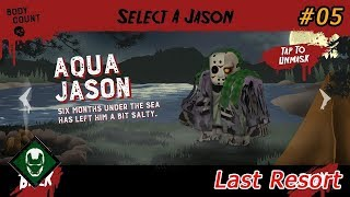 Friday the 13th Killer Puzzle #5 - Last Resort