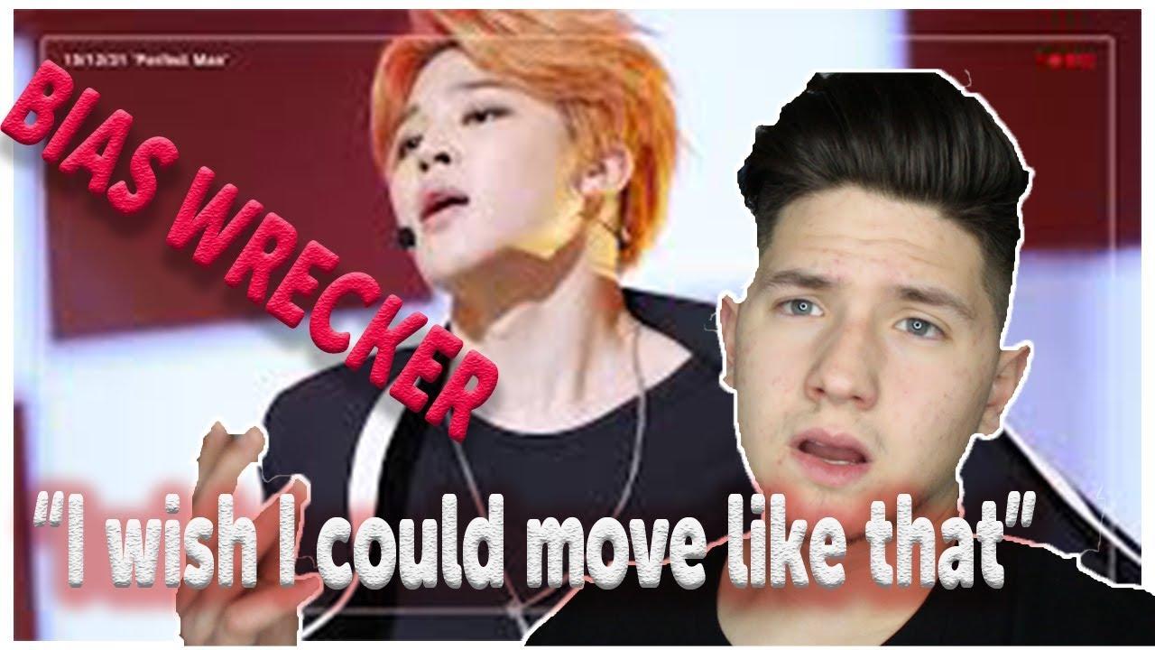 BTS - perfect man JIMIN focus REACTION | LIFE ISN'T FAIR | BIAS WRECKER PT 2