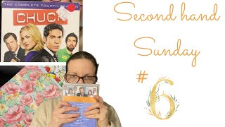 SECOND HAND SUNDAY #6   THRIFT HAUL   THRIFT WITH ME   Australian Op Shops   Inspiring Simple