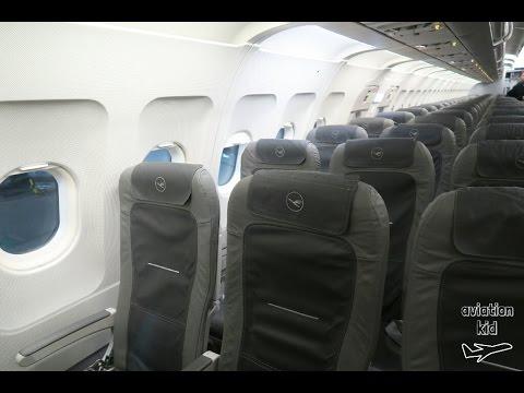 FLIGHT REVIEW Lufthansa   Economy class A321   Frankfurt - London Heathrow