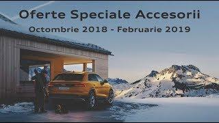 Accesorii Toamna - Iarna   Audi @Cybernet Auto Center