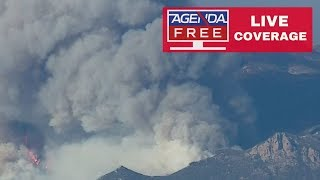 Woolsey Fire Flare-Up - LIVE COVERAGE