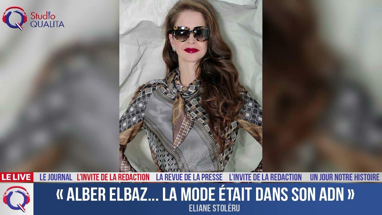 « Alber Elbaz... la mode était dans son ADN » - L'invité du 28 avril 2021