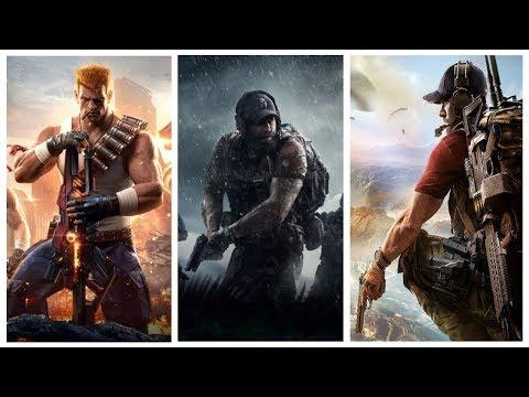 TOP 3 | Unreleased Games For Android | Contra Return | Durango Wild Lands | Tom Clancy Shadow Break