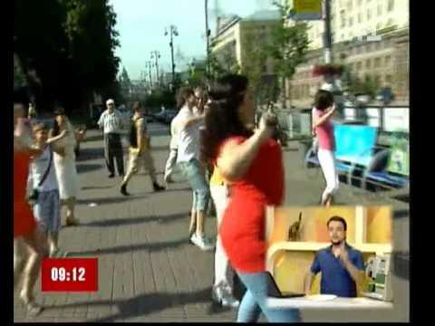 ZUMBA Fitness, Kiev,