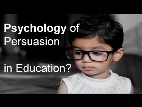 Psychology of Persuasion - The Door in the Face Technique ...