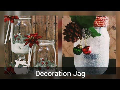 beautiful-christmas-decorated-mason-jar-craft-ideas