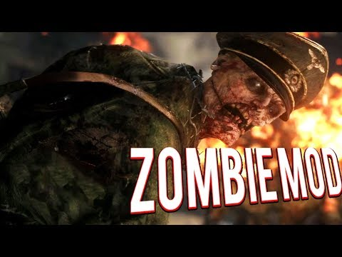 ULTIMATE DEFENSE AGAINST WW2 ZOMBIES - COMPANY OF HEROES 2 ZOMBIE MOD MULTIPLAYER