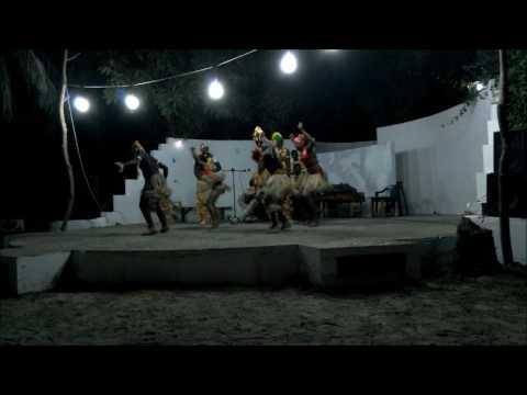 Nynkinanka -  seuruba dance and drums group Senegal