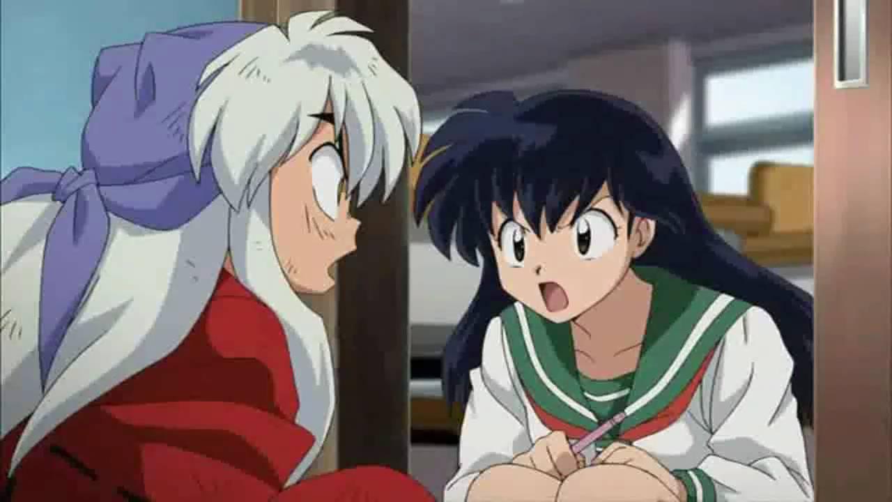 1 Inuyasha Screencaps Movie