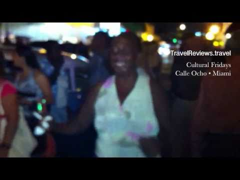 Calle 8 Mujeres Calle ocho girls Miami from YouTube · Duration:  2 minutes 59 seconds