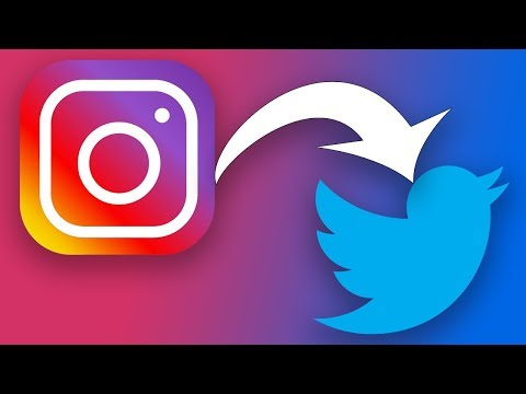 How To Automatically Post Instagram Photos As Native Twitter Photos