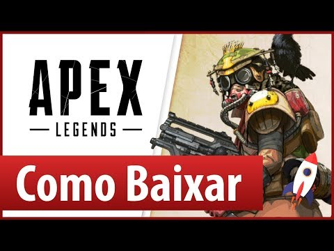 COMO BAIXAR APEX LEGENDS PARA PC FRACO GRÁTIS | INSTALAR E JOGAR | PASSO A PASSO BEM EXPLICADO