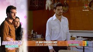 Mi adorable maldición | Avance 13 de junio | Hoy - Televisa