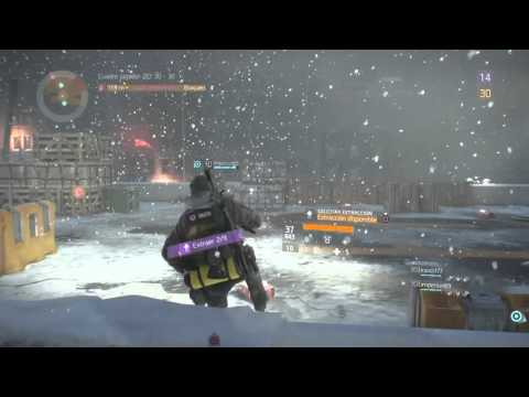 Go to th Dark Zone | The Division Tank Police | EP1