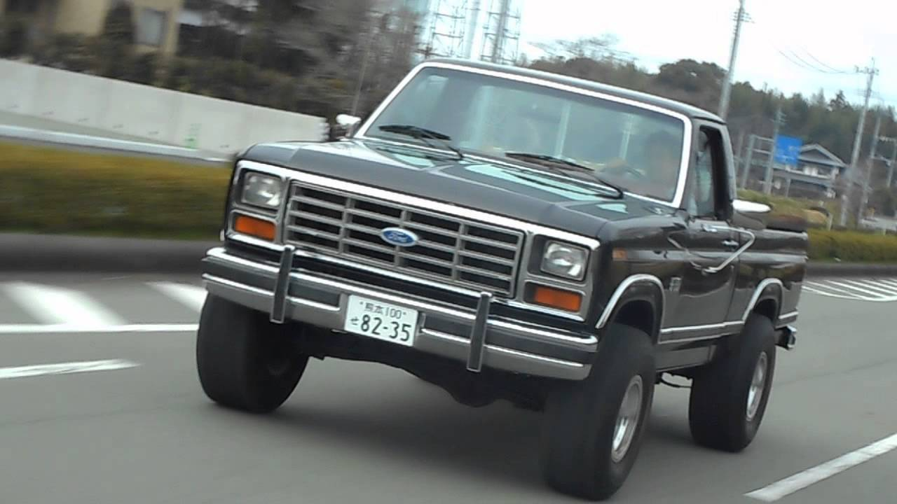1986 ford f150 xlt lariat 08
