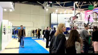 Интерпластика 2017 - обзор выставки термопластавтоматов