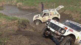 Трофи-Спринт - Битва в горах 2017 - Нива открытая