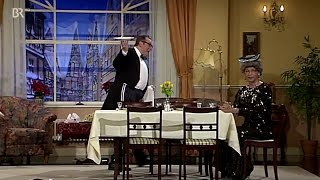 Essn für Ann - Dinner for One auf Fränkisch [HD] mit Heißmann und Rassau