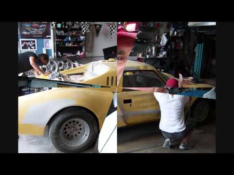 0770d1ca0f305 Building the Fat Pizza Ferrari - By HRC Automotive - YouTube