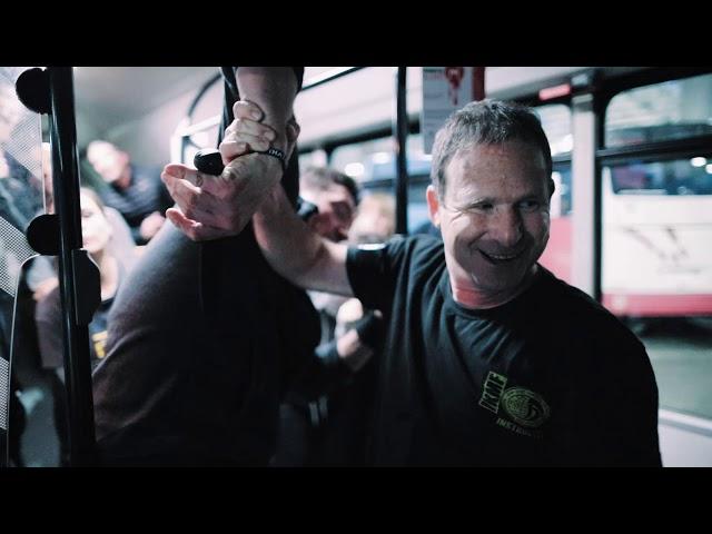 Krav Maga Nesher Trento • Bus seminar con Tamir Gilad (IKMF)