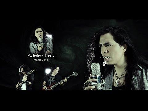 Adele - Hello | Metal Cover (Paulo Cuevas)