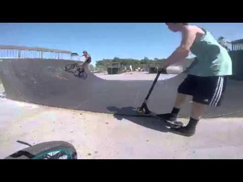 Upper township skate park edit