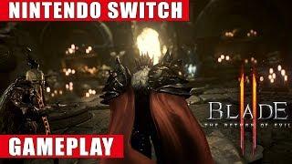 Blade Ii - The Return Of Evil Nintendo Switch Gameplay