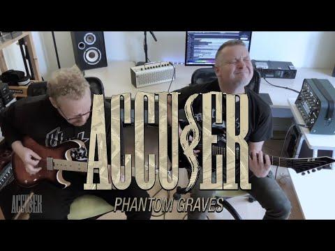 """Accuser - """"Phantom Graves"""" (Official Guitar Playthrough)"""