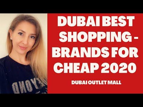 Dubai Best Shopping – Brands For Cheap 2020