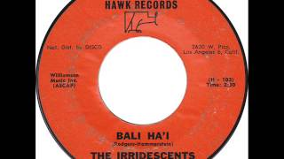 "The Irridescents: ""Bali Ha"