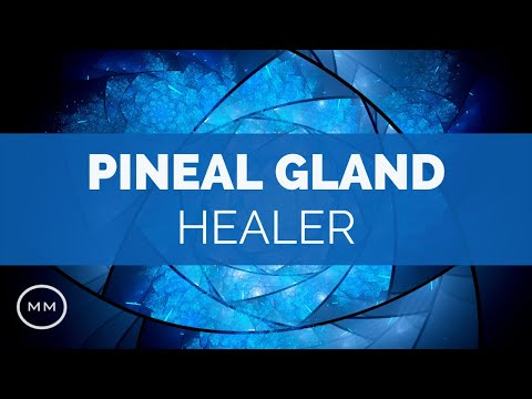 Pineal Gland Healer - Decalcify, Activate, and Heal the Pineal Gland - Binaural Beats